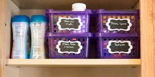 Oraganizing by My Favorite Dollar Tree Organizing Products I Heart Planners