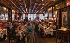 nyc thanksgiving restaurants new york u0027s best old restaurants and bars travel leisure