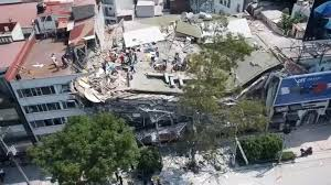 earthquake update dozens killed in mexican earthquake video abc news
