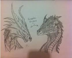 dragon drawings by darkdeathqueen on deviantart