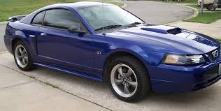 mustang 2003 gt for sale 2003 ford mustang gt cobalt blue for sale discussions at