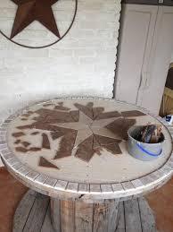 Wooden Spool Table For Sale Best 25 Spool Tables Ideas On Pinterest Wood Spool Furniture