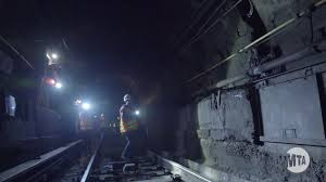 tunnel canarsie tunnel reconstruction youtube