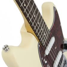 squire mustang fender squier vintage modified mustang vintage white guitar