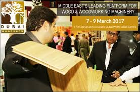 dubai woodshow 2017 exhibition
