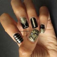 Nail Art Designs For New Years Eve New Years Nail Art Designs Picturesque New Year U0027s Eve Nail Art