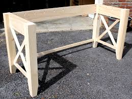 Desk Diy Plans Diy Writing Desk