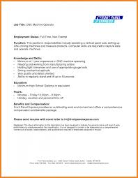 Entry Level Teller Resume Project Cnc Operator Resume Sample Electric System Operator