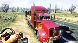 kw truck dealer american truck simulator ets2 mod kenworth t800 how to