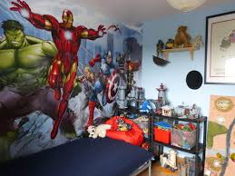 Avengers Rug Dulux Marvel Avengers Bedroom In A Box Officially Awesome With