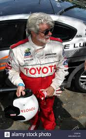 toyota california apr 13 2007 long beach california usa george lucas stands by