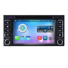 2007 toyota land cruiser 100 series android 6 0 radio dvd player