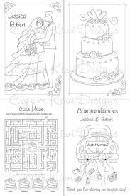 wedding coloring book pages free coloring pages