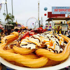 New Orleans Fairgrounds Map by Sandiegoville The Ultimate Guide To San Diego County Fair Food