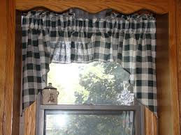 before and after kitchen window treatment upgrade a little