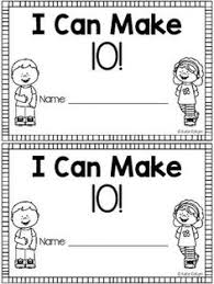 ways to make ten activities math and