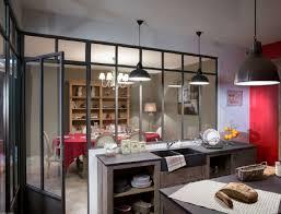 cuisine et salle a manger verriere cuisine salle a manger homenagement