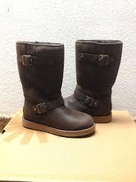 ugg s kensington boots toast ugg kensington ii toast leather boot us 6 eu 37 uk 4 5 ebay