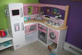 cuisine kidcraft hqdefault alluring kidkraft kitchen pink 60 home petal vintage die