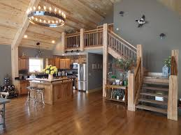 open concept cottage floor plans open concept living space lofty mountain homes