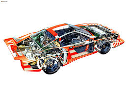 maserati birdcage frame 649 best race car cutaways images on pinterest cutaway formula