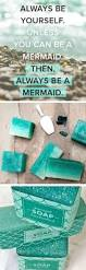 handcrafted mermaid ombre soap diy kit creative and quirky