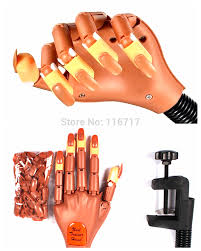 online shop refill false nails for fake hand practice use nail