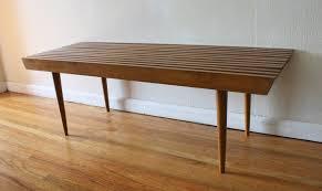 modern entryway table bench mid century modern style wonderful mid century modern