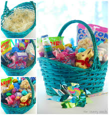 ideas for easter baskets kids easter basket ideas with cost plus world market the gunny