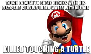 Video Game Logic Meme - 36 funny exles of video game logic smosh