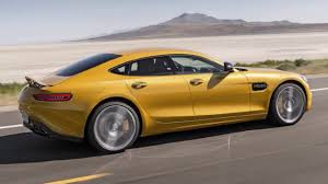 mercedes amg gt sedan youtube