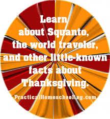 forgotten thanksgiving facts practical homeschooling magazine