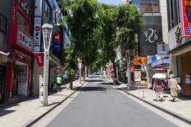 kagurazaka a town having japanese atmosphere ambassadors japan