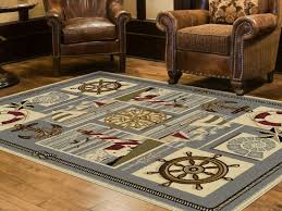 decorative lighthouses for in home use beautiful nautical area rugs beachfront decor