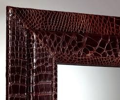 leather picture frames leather doors and leather window frames by tonin