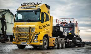 latest volvo commercial volvo fh16 750 tridem 8x4 for buckingham plant hire commercial motor