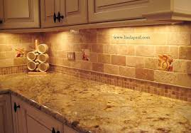 Tumbled Travertine Backsplash Tile Stunning Creative Interior - Travertine tile backsplash