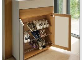 wardrobe coat rack shoe seat bench hallway storage cabinet hanger