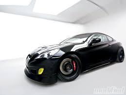 hyundai genesis coupe 3 8 supercharger kit 2010 hyundai genesis coupe 3 8 liter v 6 engine modified magazine