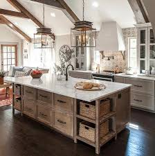 farmhouse kitchen island ideas best 25 farmhouse kitchens ideas on farm house