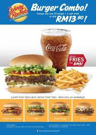 johnny rockets burger combo promotion loopme malaysia