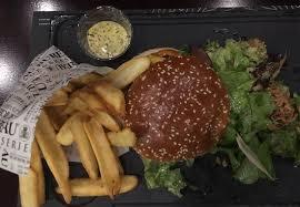 au bureau ste genevieve burger l original picture of au bureau sainte genevieve des bois