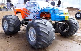 rc monster truck racing monster trucks hit the dirt rc truck stop