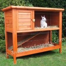 Indoor Hutch Konijnenhok Gemaakt Van Oude Kast Super Leuk Idee Rabbits