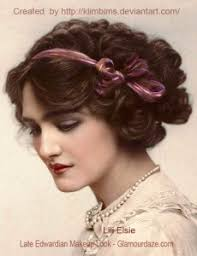 how to style hair for 1900 the history of makeup 1900 to 1919 glamourdaze