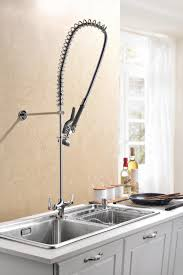 pre rinse kitchen faucet pretty pre rinse kitchen faucet railing stairs and kitchen design