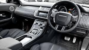 Evoque Interior Photos Land Rover Range Rover Evoque Dynamic Lux Pack U0026 Rear