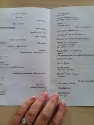 church programs for wedding catholic mass wedding ceremony catholic wedding traditions celtic