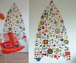 wall collection tree