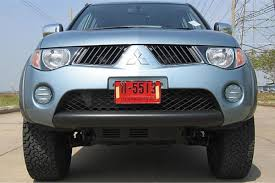 mitsubishi triton 2007 mitsubishi l200 triton 2006 road test road tests honest john